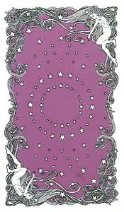 Star Spinner back of card